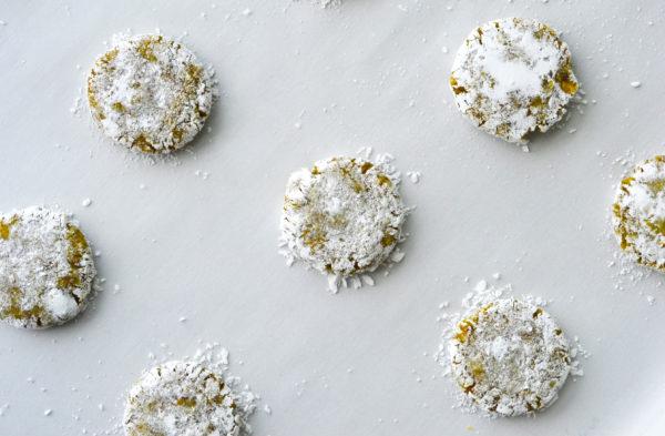Italian Pistachio Cookies